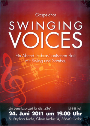 Swinging Voices